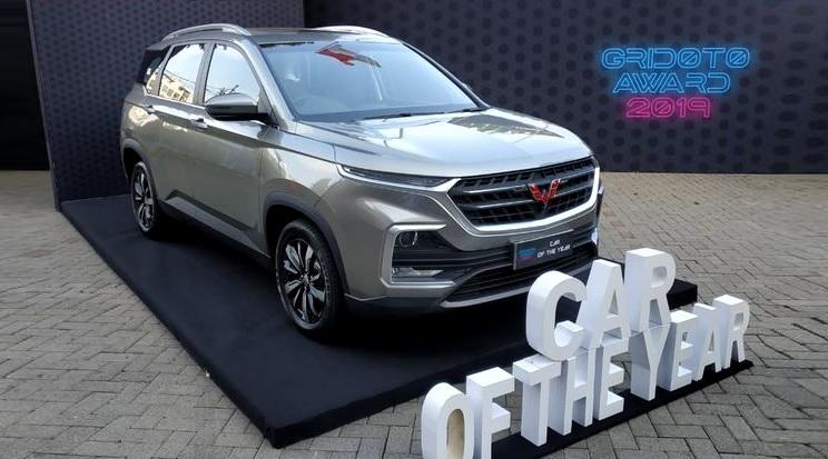Wuling Almaz - Car of The Year 2019
