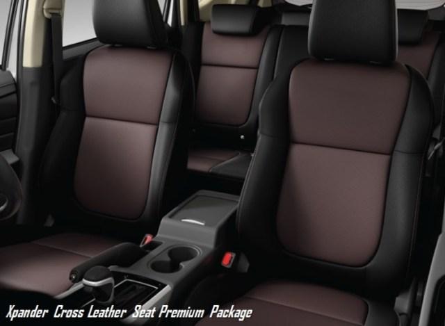 Xpander Cross Premium - Jok Kulit