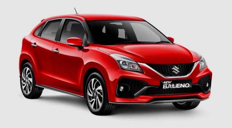 Suzuki Baleno Hatchback Facelift 2020