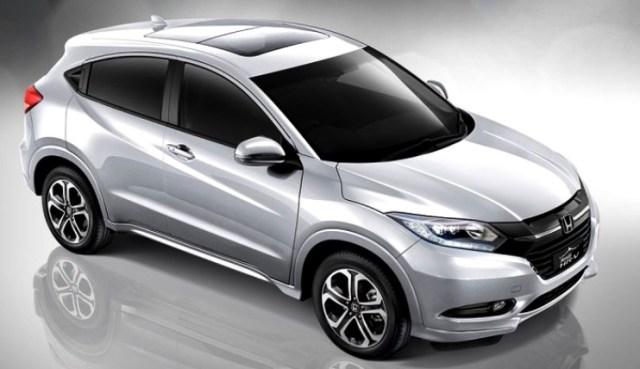 Compact SUV Premium - Honda HR-V 1.8 Prestige