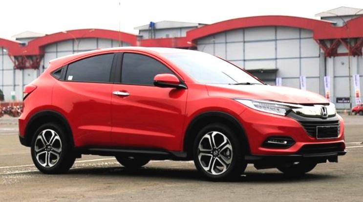 Honda HR-V Indonesia - SUV Aerodinamis yang cantik