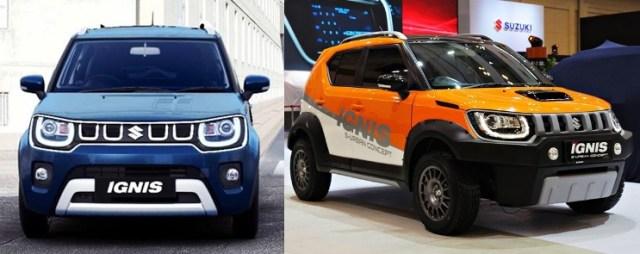 Suzuki Ignis Facelift 2020 - Mirip Ignis S-Urban Concept