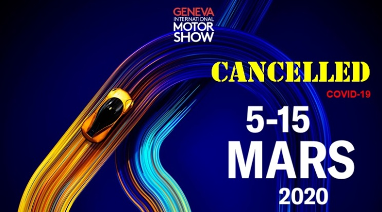 Geneva Motor Show 2020 Batal karena Virus Corona