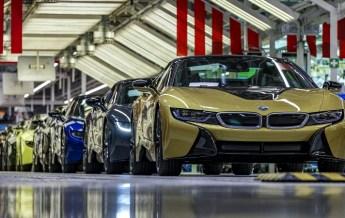 BMW i8 Dihentikan Produksi - Tutup Usia jadi Mobil Legendaris