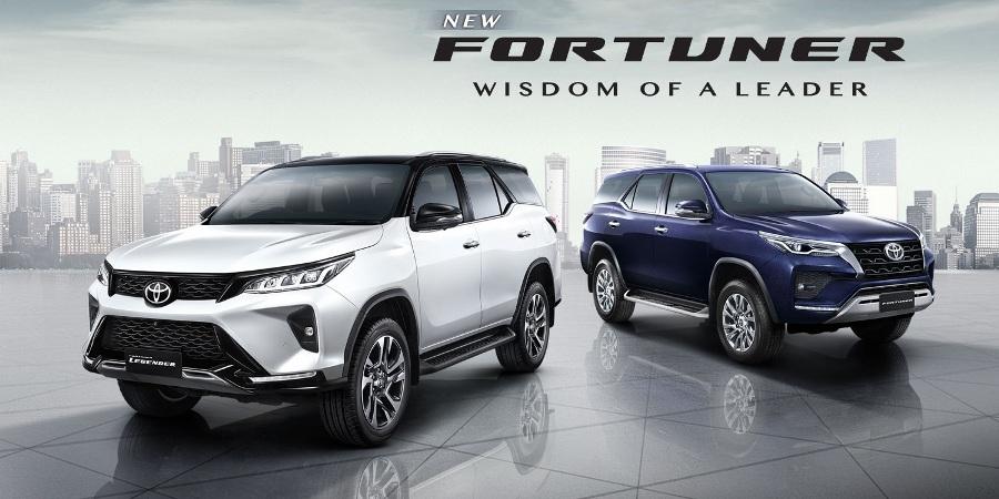 Toyota Fortuner 2020 Facelift Bertabur Fitur Canggih dan Lebih Bertenaga - CaruserMagz.com