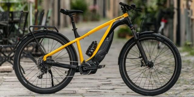 Ducati Scrambler - Sepeda Listrik nyaman untuk harian