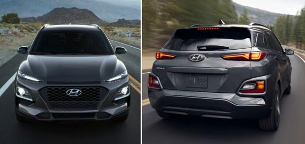 Hyundai Kona Night Edition - Full Black Edition