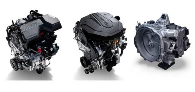 Hyundai Santa Fe Facelift 2021 - Mesi Turbo Hybrid