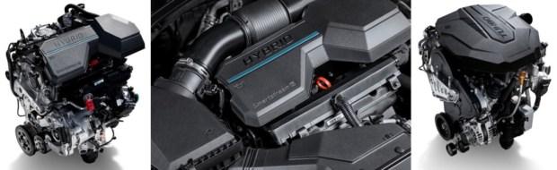 Mesin Hybrid - Hyundai Santa Fe Facelift 2021
