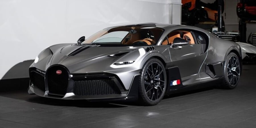 Bugatti Divo Pertama di AS - Hypercar Rp 86 Miliar