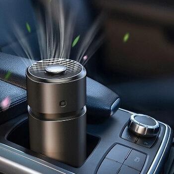 Car Air Purifier - Pembersih Udara Kabin Mobil