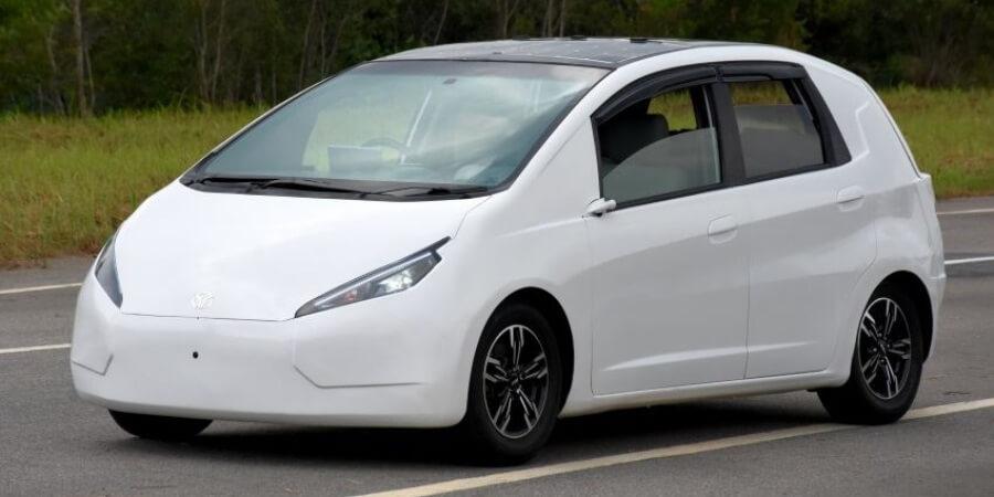 MyKar EV Innovation - Prototype Mobil Listrik Malayasia