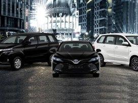 Harga Mobil Toyota 2020 - Akhir Tahun Desember