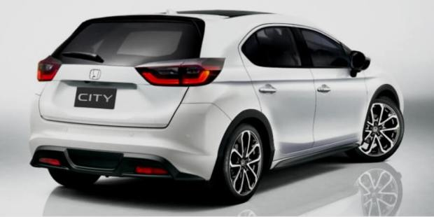 Honda City Hatchback - Pengganti Jazz di Indonesia