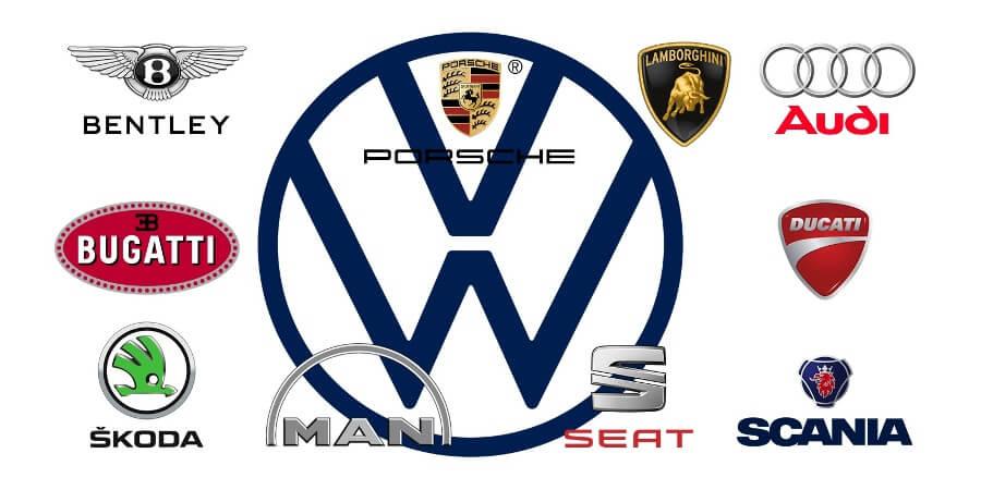 Perusahan Milik Volkswagen AG Group