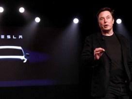 Saham Tesla Meroket - Elon Musk jadi Orang Terkaya Ke-3 Dunia