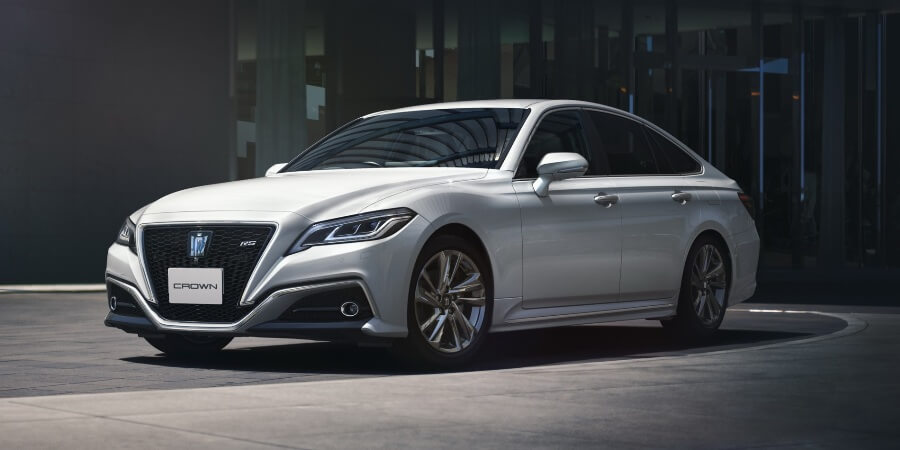 Toyota Crown 2021 - model sedan akan disuntik mati