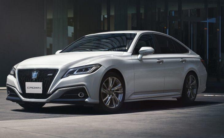 Toyota Crown 2021 - model sedan akan disuntik mati