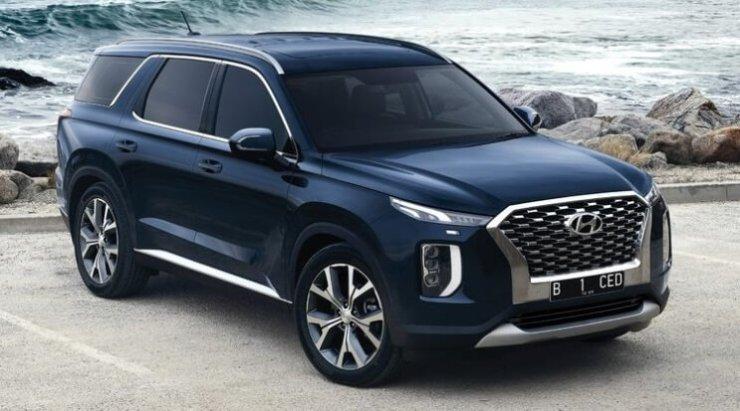 Hyundai Palisade - Full Size Premium SUV