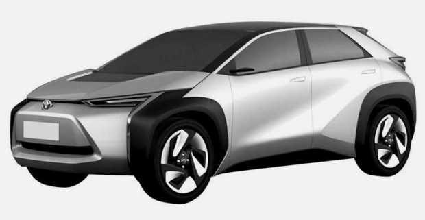 Konsep Toyota EV Compact SUV berbasis e-TNGA