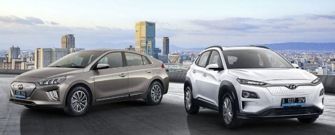 Mobil listrik Hyundai yang sudah masuk Indonesia - Ioniq dan Kona EV