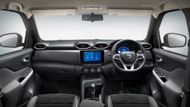 Nissan Magnite Indonesia - Interior Dashboard