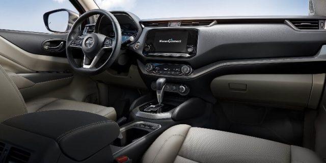 Nissan X-Terra Facelift 2021 - Interior Dashboard