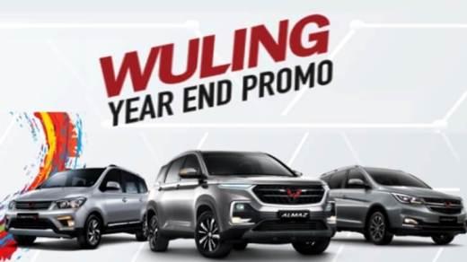 Promo Akhir Tahun 2020 Wuling