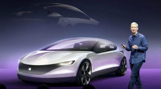 Apple Car - Autonomous Technology