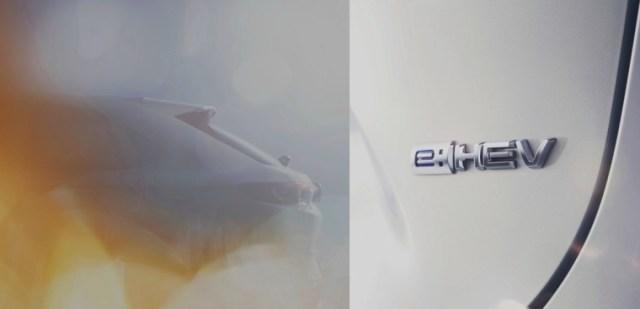 Bocoran Gambar Resmi Honda HRV Generasi-3 2021