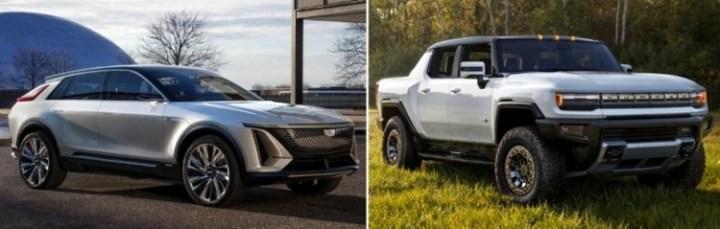 Cadillac Lyric dan Hummer EV - Mobil Listrik GM