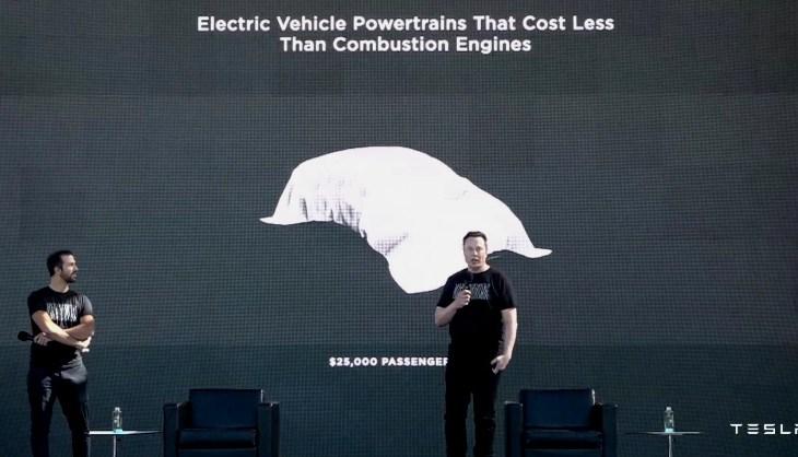 Mobil Listrik Tesla 300 jutaan - $25K