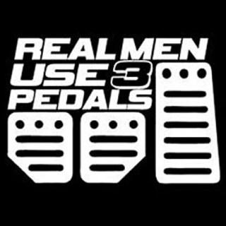 Real Men use 3 Pedals - Mobil manual masih punya Fans Berat