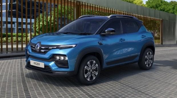 Renault Kiger 2021 Diluncurkan