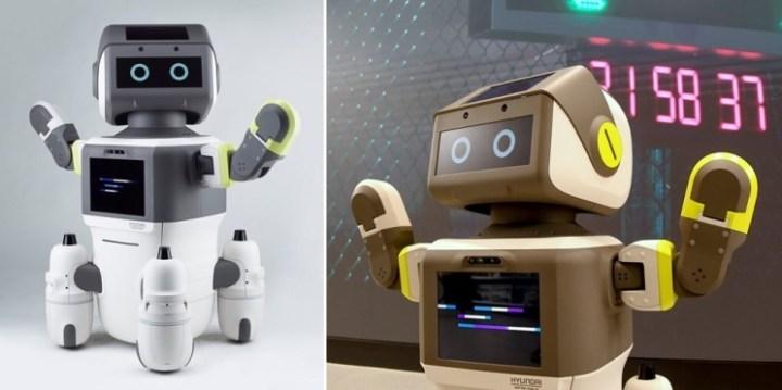 Robot Hyundai pengganti Customer Service di pameran mobil