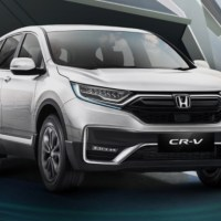 Honda CR-V Facelift 2021 Indonesia