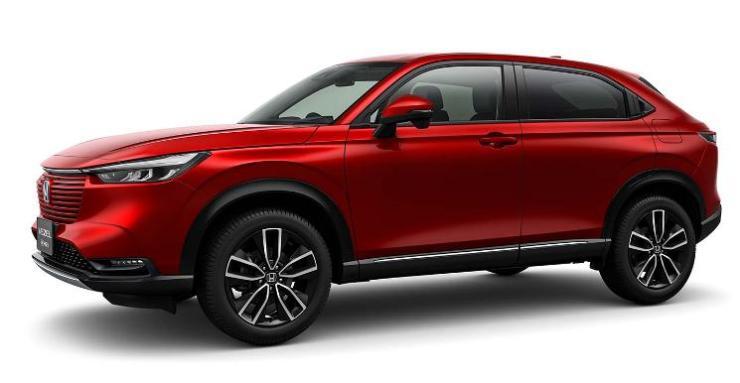 Honda HR-V Gen-3 - Merah