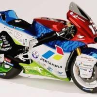 Motor Balap Mandalika Racing Team Pakai Mesin Apa