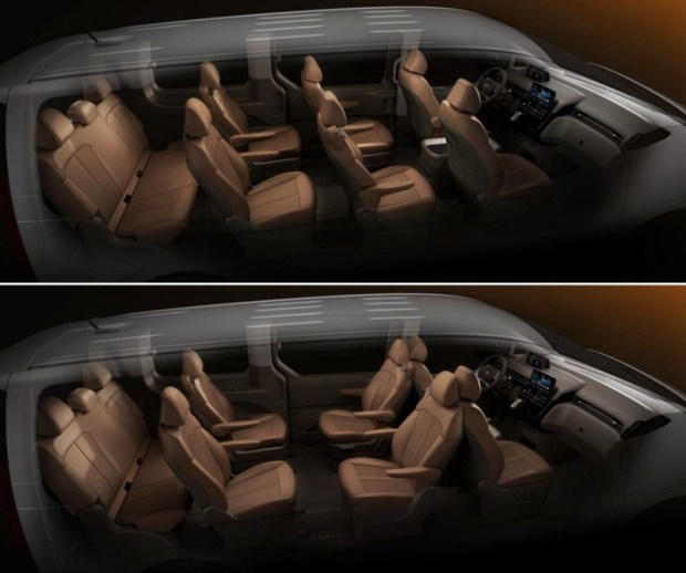 Hyundai Staria - 9 Seater Luxury MPV