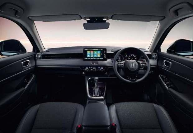 Interior Honda HR-V e-HEV 2021