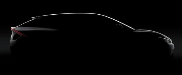 Kia ES6 2022 - Mobil Listrik Kia diperkenalkan