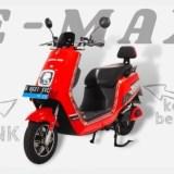 Selis E-Max 2021 - Motor Listrik ber-STNK