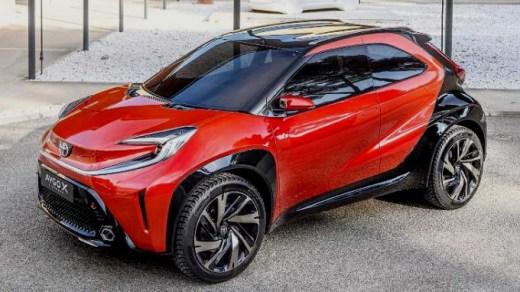 Toyota Aygo X Prologue - Concept Car