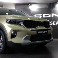 Kia Sonet 7 Seater Indonesia