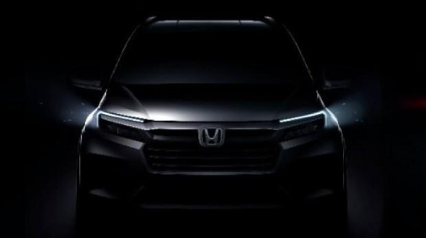 Teaser Depan Honda N7X Concept