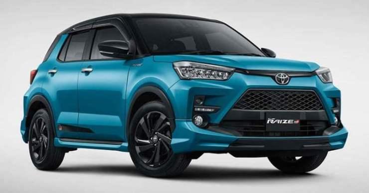 Toyota Raize 1.0T GR Sport CVT