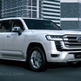 Toyota Land Cruiser 300 Segera Hadir di Indonesia