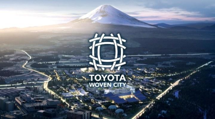 Toyota Woven City - Kota Canggih Masa Depan