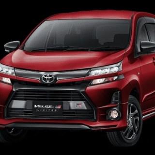 Beda Toyota Veloz GR Limited