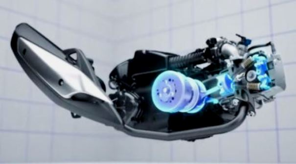 Mesin Yamaha Nmax